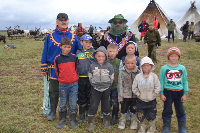 Участники игровых конкурсов