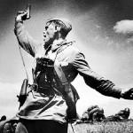 "Russia, antifascist war | 1941-45""Attack!"" - fight near Varoshilovgrad, Ukraine 1941"