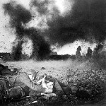 Russia, antifascist war | 1941-45Battle near Moscow, 1941
