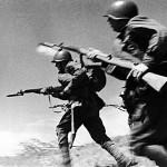 Russia, antifascist war | 1941-45Attack
