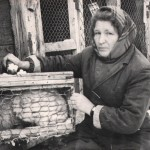 Хуниндо Наталья Дмитриевна, рабочая зверофермы Аксарковского рыбозавода.ПМОФ-613
