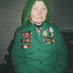 Куйбина Молдас Григорьевна. Рыбачка.ПМОФ-3150