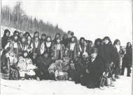 ПМНВФ-826 На собрании оленеводов Полуй 1987 г. 1