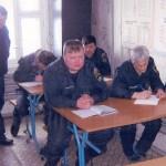 Классно-групповые занятия. Пожарная часть  по охране с.Белоярск