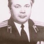 Пархомчук В.Т. Пожарная часть по охране  с. Аксарка