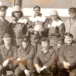 Приуральская пожарная часть  с. Аксарка 1988г.
