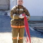 Соревновавния 24. 06. 2006г. Пожарная часть по охране пгт. Харп