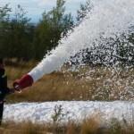 Занятия по ПСП, Талигин В.В. Пожарная часть  по охране с.Харсаим