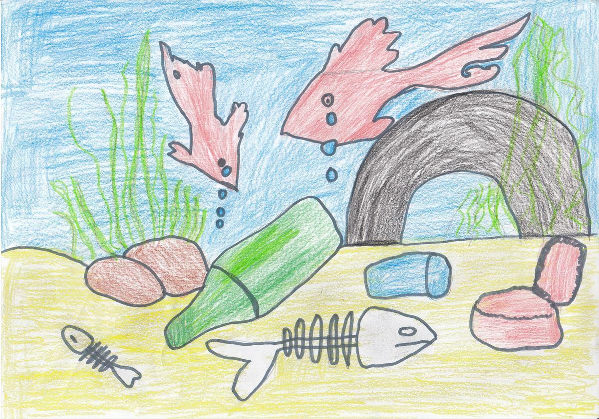 Конкурсы рисунков по экологии для детей