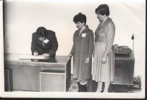 ПМОФ-3522.1 фото В зале регистрации браков.