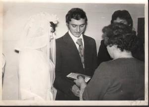 ПМОФ-3527 фото В зале бракосочетания. Регистрация брака Таромжина Владислава и Ольги