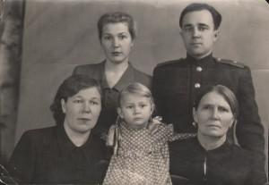 ПМОФ-729 Меньшова Мария Степановна - работник Аксарковского рыбзавода п. Аксарка