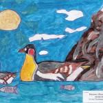 Полярно-Уральский природный парк Автор Салиндер Диана 3 г класс