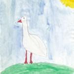 Тундровой лебедь Автор Салиндер Нина 3 а класс