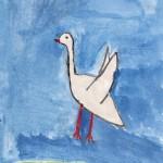 Тундровой лебедь Автор Тобась Татьяна 3 а класс