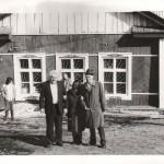 ПМОФ. 3212. Здание Приуральского районного узла связи.1985 год п.Аксарка