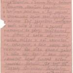 ПМОФ. 369. Солдатское письмо Рочева Степана Андреевича. Полевая почта 130, часть 115 - 2