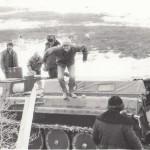 Выезд на природу коллектива узла связи. 3 мая 1991г Фотография из личного архива Рочевой Е.В