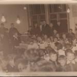 ПМОФ-230. Пионерский сбор в Аксарковской средней школе
