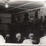 ПМОФ-424. В классе по труду, Аксарковская школа