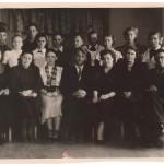 ПМОФ-1867. Выпуск 1958 года Аксарковская ср. школа