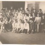 ПМОФ-274. Учащиеся 3 класса Аксарковской средней школы 1946 год