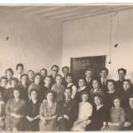 ПМОФ-665. Коллектив учителей Аксарковской средней школы 1968 г.п.Аксарка